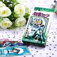 Collect!Japanese Anime Hatsune Miku Poker Cards Playing Cards
