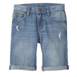 Gymboree Boy Shorts Size 5 Distressed BRIGHT DAYS AHEAD New