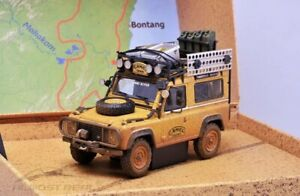 Land Rover 90 Camel Trophy Borneo 1985 (Dirty Version) 1:43 Almost Real, NEW