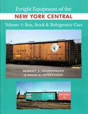 Freight Equipment of the New York Central Volume 1 Railroad Book