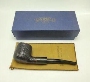 """Savinelli """" Punto Oro """" Made in Italy 121 Estate Pipe"""