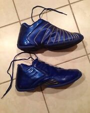 Men's adidas Tracy McGrady T-Mac III 3 Basketball Shoes Blue Vtg Retro Rare 14