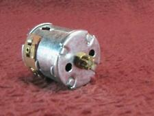 DC CAN MOTOR W/ BRASS GEAR