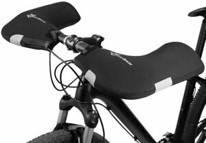 ROCKBROS Handlebar Mittens MTB Bike Windproof & Coldproof Commuter Warmer Covers