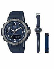 Casio PRO TREK Men's Watch PRW-50YFE-2AER Triple Sensor Altimeter, Compass Solar