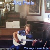 REG POOLE The Way It Used To Be OZ  LP  Country  SirH70