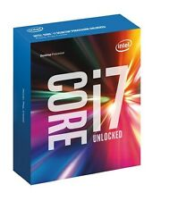 Intel Core i7 6700K Quad Core 4.0GHz LGA1151 8MB Cache 95W TDP CPU Processor