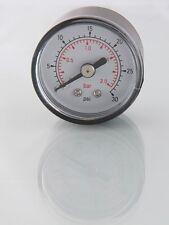 1.1/2 IN Durchm. (40mm) Luftdruckprüfer Multi Auflistung,15 Psi Sich 300 Psi