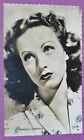 CPA CINEMA CARTE POSTALE N°19 VINY 1950's DANIELLE DARRIEUX MOVIE ACTRICE