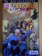 Spider Man n°15 FEB 2008 CIVIL WAR ed. Marvel Deutschland   [G.139]