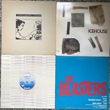 """Icehouse Uniform/I Start Counting/Billy Idol Blue Highway promo/The Blasters 12"""""""