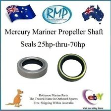 Mercury Mariner Propeller Shaft Inner & Outer Seals 25hp-thru-70hp # 26-69188