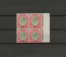 SOUTH AFRICA 1927-30 SG 57 MINT Block Cat £380
