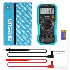 Large LCD Digital Multimeter AC/DC Current/Volt OHM Electrical Multi Tester