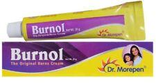 2 X Burnol cream Dr Morepen 20gm Original Burn Cream Effective in burn injury