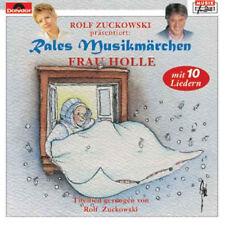 Rolf Zuckowski Frau Holle Rales Musikmärchen 1xCD Neu+in Folie#L2