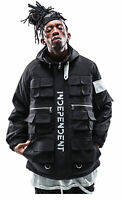 Niepce Streetwear Jacket Winter Parka Techwear Down Coat Independent Trenchcoat
