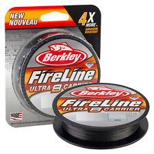 Berkley - FireLine Ultra 8 Carrier - Smoke - 0,20mm - 13,9kg - 150m