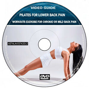 Pilates For Lower Back Pain Workouts Exercise For Chronic or Mild Back Pain