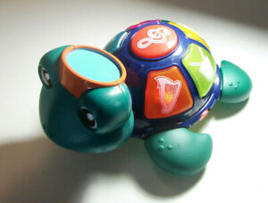 Baby Einstein Neptune Orchestra Musical Turtle Infant Learning Toy