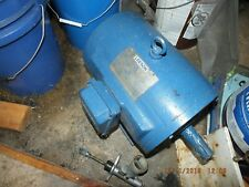 10 Hp Leeson Industrial Motor Used