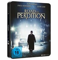 ROAD TO PERDITION (BLU-RAY) (STEEL EDITION)Tom Hanks, Paul Newman - BLU-RAY NEUF