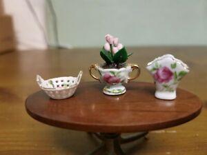 Dolls house Reutter Porcelain Set