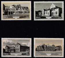 South-West Africa postfris 1985 MNH 571-574 - Gebouwen in Windhoek
