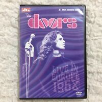 The Doors - Live in Europe 1968 (DVD, 2004)