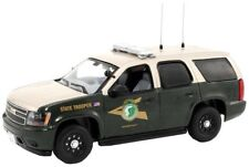 1:43 First Response 2012 Chevrolet Tahoe New Hampshire State Police Neu & OVP