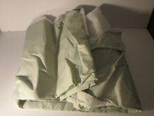 Jaclyn Smith King Bedskirt, Sage Light Green New (from Seersucker Comforter Set)