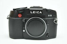 Leica R8 SLR Camera Body Black SN2477232