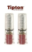 Tipton Snap Cap Polymer   410 Bore   Pack of  2   # 358983    New!