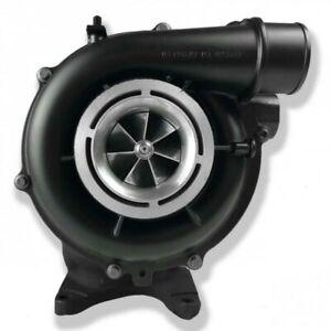 Fleece New 63mm VNT Cheetah Turbo For 2004.5-10 6.6L LLY LBZ LMM Duramax Diesel