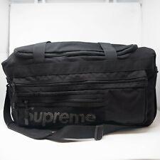 Supreme Duffle Bag Black - SS14 2014 - USED - 100% GENUINE - RARE OG