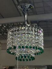 Unbranded Crystal Contemporary Ceiling Pendants