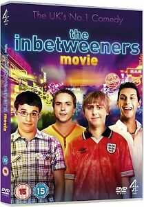 The Inbetweeners Movie DVD - Brand New - Fast and Free Delivery