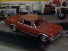 GTO First Year 1964 64 Pontiac GTO 389 Tri-Power V-8 Muscle Car 1/64 Scale LE X