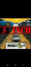#58 XPEL ULTIMATE Paint Protection Film (Defects minor dents)2.5 FEET LONG