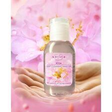 Gel detergente mani Rose, pulizia profonda,con acqua di rosa