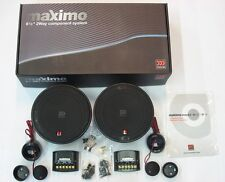 MOREL MAXIMO 6.2 COMP 2-WAY, BRAND NEW, WARRANTY, THE BEST SYSTEM IN THIS RANGE