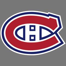 Montreal Canadiens Nhl Hockey Vinyl Sticker Car Truck Window Decal Laptop