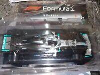 MERCEDES AMG F1 W10 EQ POWER+ LEWIS HAMILTON 2019 LE GRANDI FORMULA1 C.1:24 #03