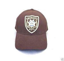 WALKING DEAD CAP hat baseball ballcap Rick Grimes Shane Walsh Costume