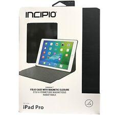 INCIPIO Faraday Magnetic Folio Case Cover for Apple iPad Pro 1st Gen 12.9 Black