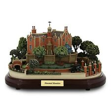 THE HAUNTED MANSION Olszewski Miniature NIB - DISNEY WORLD/ WDW MAIN ST. USA
