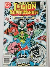 Tales Of The Legion Of Super-Heroes #327 Sept 1985 DC Comic