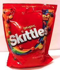 SKITTLES Candy 54 oz 3.37lb BULK Bag ORIGINAL FRUIT Vending Halloween Bulk PARTY