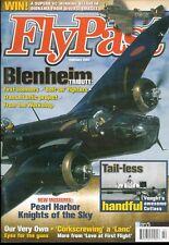 FLYPAST NO.307 2/07 F7U CUTLASS USN VF_T-28 TPS_BRISTOL BLENHEIM_QANTAS B707_IDF