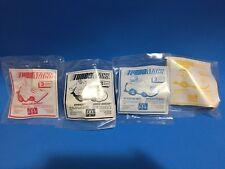 Vintage 1988 Mcdonalds Turbo Macs Figures Set